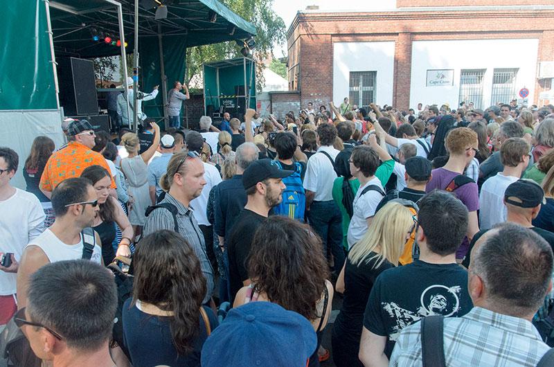 8. Juni 2014: Kultur-Straßenfest Keupstraße