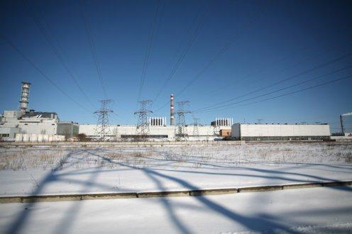 Tschernobyl Zentrale