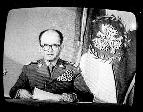 General Jaruzelski, Foto: Jerzy Kośnik